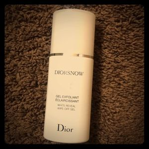 CHRISTIAN DIOR DIORSNOW WHITE REVEAL WIPE-OFF GEL
